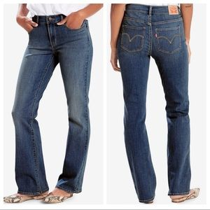 NWT Levi's Women's  Classic Bootcut Jeans